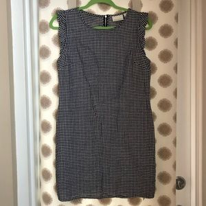 Cynthia Rowley gingham shift dress